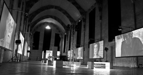 Exposición de La novela